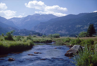 Chris Reed Photograph - Rocky Mountain National Park by Chris Reed
