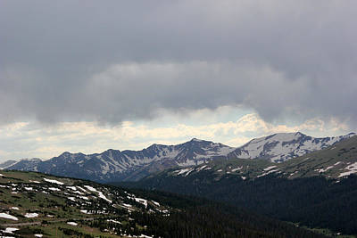 Photograph - Rocky Mountain National Park  by Mary Bedy