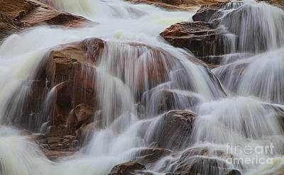Photograph - Rocky Mountain On The Rocks by Adam Jewell