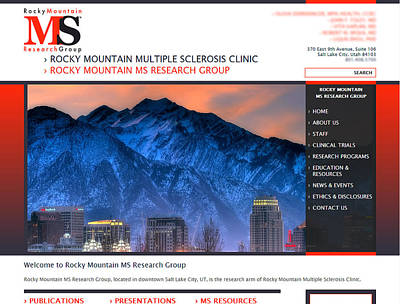 Photograph - Rocky Mountain Research Web by Utah Images