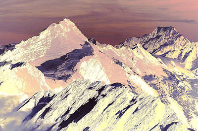 Painting - Rocky Mountain  by Shane Dufoe