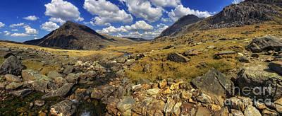 Photograph - Rocky Mountain Stream by Ian Mitchell