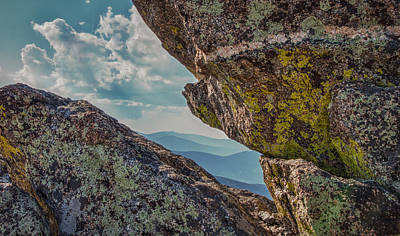 Photograph - Rocky Mountain Vista by James Woody