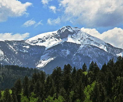 Photograph - Rocky Mountain Way by Jeff Gater
