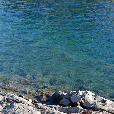 Photograph - Rocky Mountains Water  1.1 by Cheryl Miller