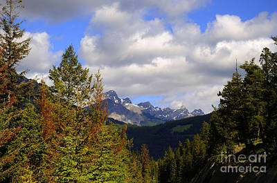 Photograph - Rocky Mountains High by Brenda Kean