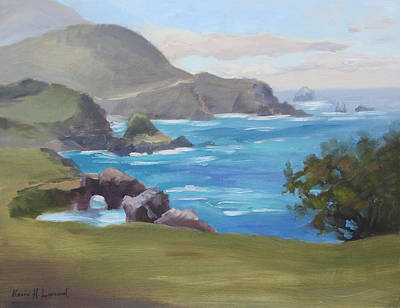 Rocky Point Big Sur Original