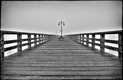 Photograph - Rocky Point Pier by Sandra Sigfusson