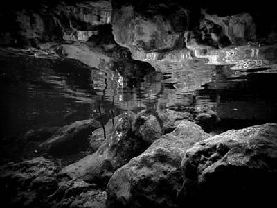 Photograph - Rocky Reflection 1 by Sheri McLeroy