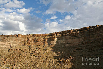 Photograph - Rocky Rim by Susan Herber