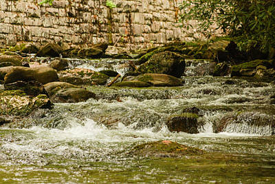 Photograph - Rocky River by Robert Hebert