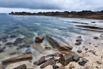 Photograph - Rocky Seaside In Color by Craig Ferguson