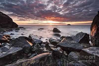 Firth Photograph - Ayrshire Coast by Rod McLean