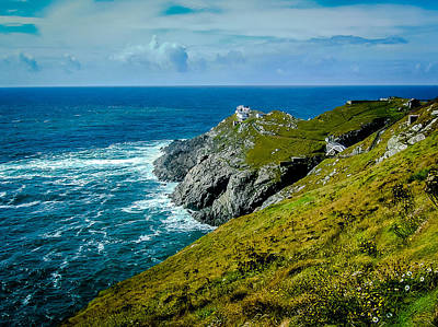 Photograph - Rocky Shores Of Mizen Head by James Truett