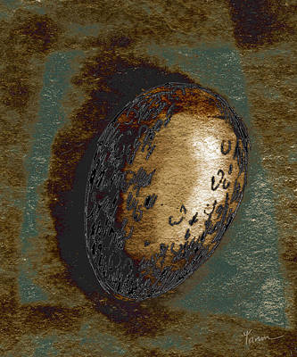 Wall Art - Digital Art - Roc's Egg by Tarun Cherian