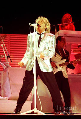 Gingrich Photograph - Rod Stewart A4a-3 by Gary Gingrich Galleries