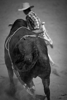 Photograph - Rodeo Clown by John Magyar Photography