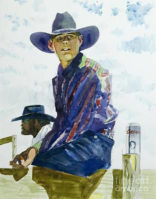 Rodeo Spectators Original