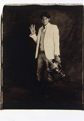 Roger Federer Photograph - Roger Federer 2 by Zenon Texeira