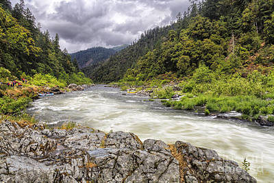 Photograph - Rogue River Portage by Stuart Gordon