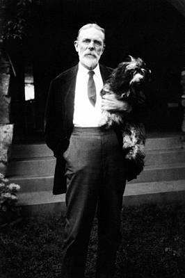 Botanist Photograph - Roland Thaxter by American Philosophical Society