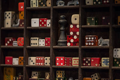 Photograph - Roll The Dice by Sara Hudock