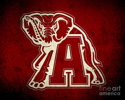 Roll Tide Art Print by Scott Karan