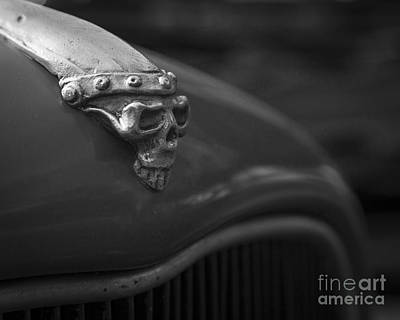 Photograph - Rolling Bones Coupe by Dennis Hedberg
