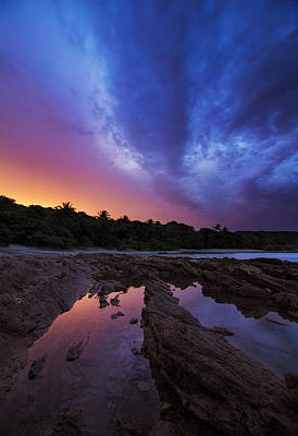 Costarica Photograph - Rolling Clouds by Luis Figuer