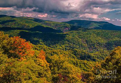 Photograph - Rolling Color by Scott Hervieux