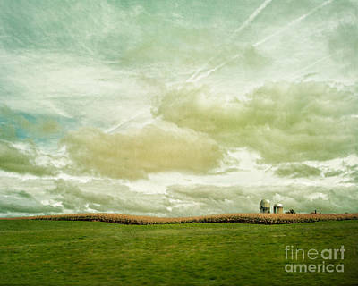 Photograph - Rolling Fields by Diane Enright