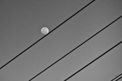 Photograph - Rolling Orbit by Steven Poulton