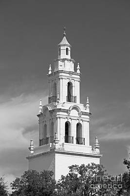 Rollins College Knowles Memorial Chapel Art Print by University Icons