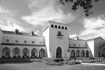 Photograph - Rollins College Olin Library by University Icons