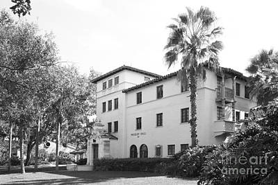 Photograph - Rollins College Pugsley Hall by University Icons