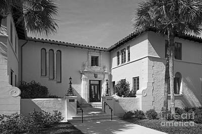 Photograph - Rollins College Warren Administration Building by University Icons