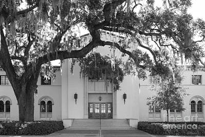 Photograph - Rollins College Mills Memorial Hall by University Icons