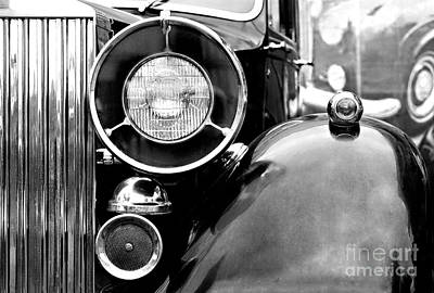 Photograph - Rolls Royce by Evgeniy Lankin