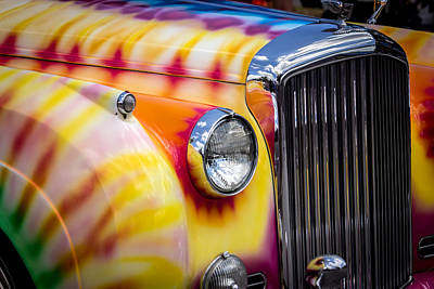Photograph - Rolls Royce by James Woody