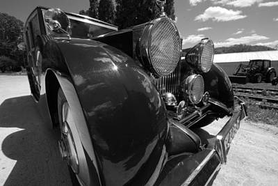 Photograph - Rolls Royce Station Wagon by John Schneider