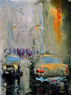 Painting - Roma by David Figielek