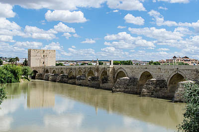 Photograph - Roman Bridge Of Cordoba by Andrea Mazzocchetti