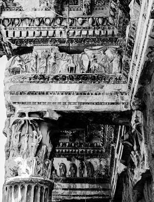 Temple Of Castor And Pollux Photograph - Roman Forum by Andrea Mazzocchetti