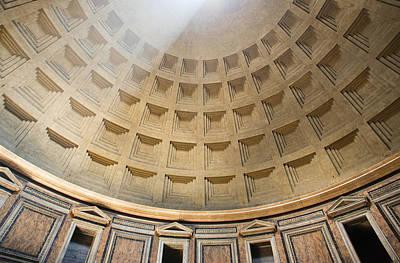Roman Pantheon  Original by Caroline Miller