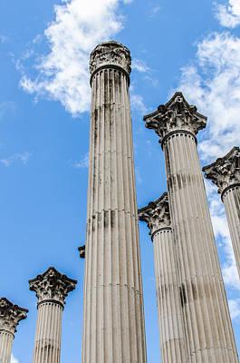Photograph - Roman Ruins by Andrea Mazzocchetti
