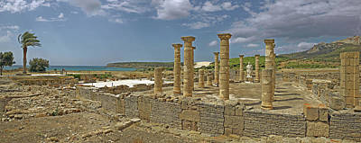 Roman Ruins Photograph - Roman Ruins Of Baelo Claudia by Panoramic Images