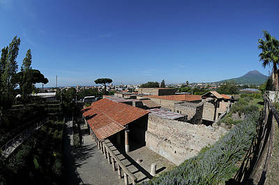 Pompeii Photograph - Roman Ruins by Pasquale Sorrentino