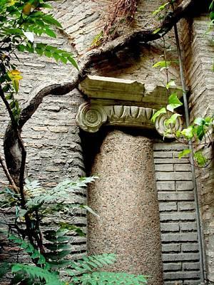 Relief - Roman Stone  by Natalya Karavay