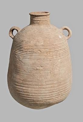 Roman Terra-cotta Storage Jar Art Print