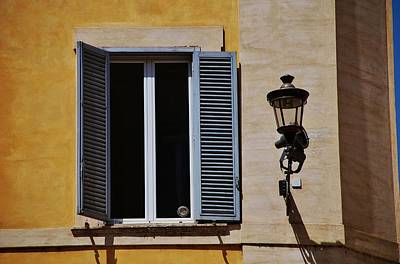 Photograph - Roman Window by Dany Lison